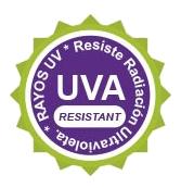 Cesped artificial resistentes a radiacion UVA