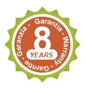Cesped artificial con garantía de 8 años