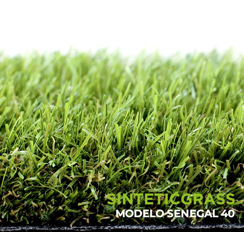 Césped artificial Senegal 40