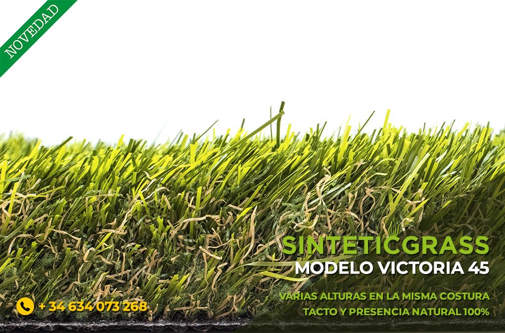 cesped artificial victoria 45