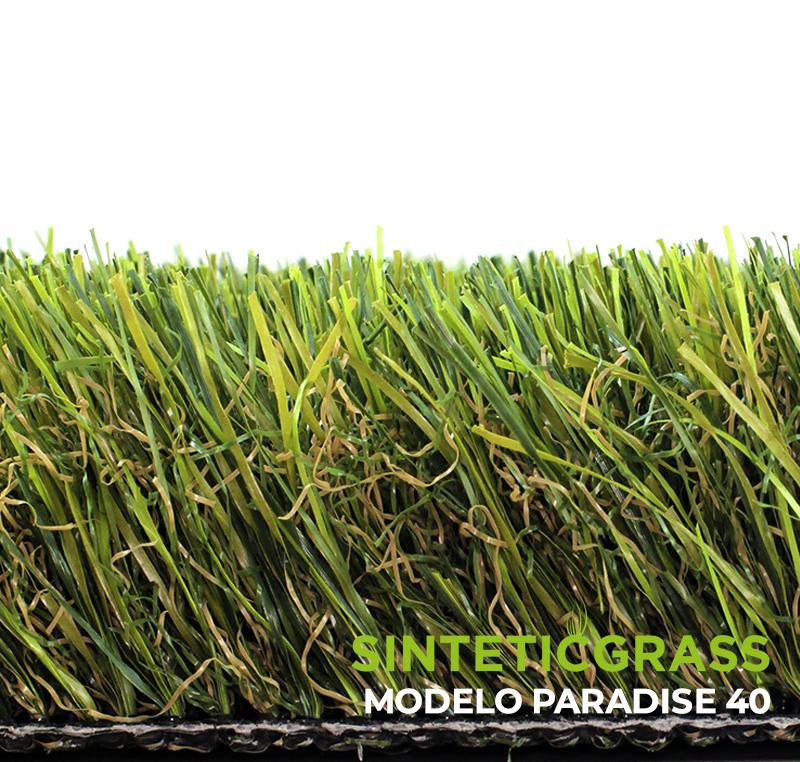 cesped artificial paradise 40